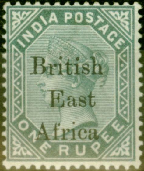 Rare Postage Stamp from B.E.A KUT 1895 1R Slate SG59 Fine & Fresh Mtd Mint