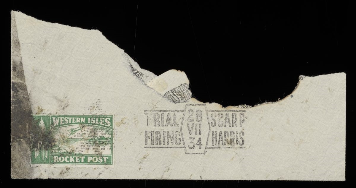 Rocket Mail: The Postage Revolution That Never Was