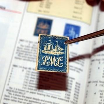 Lady Mcleod: Rare Postage Stamp