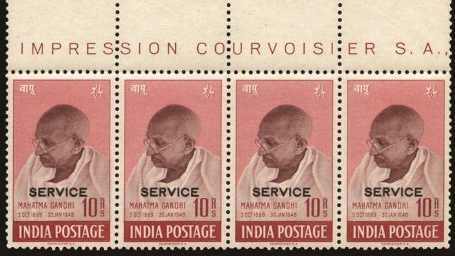1948 India 10 Rupee