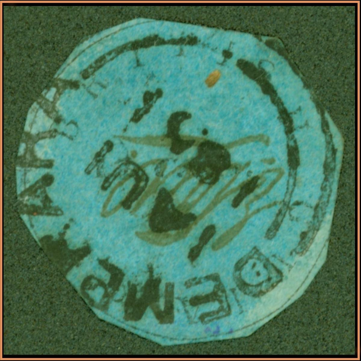 British Guiana 1851 SG7 £5650