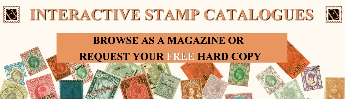 Stamp Catalogue Request