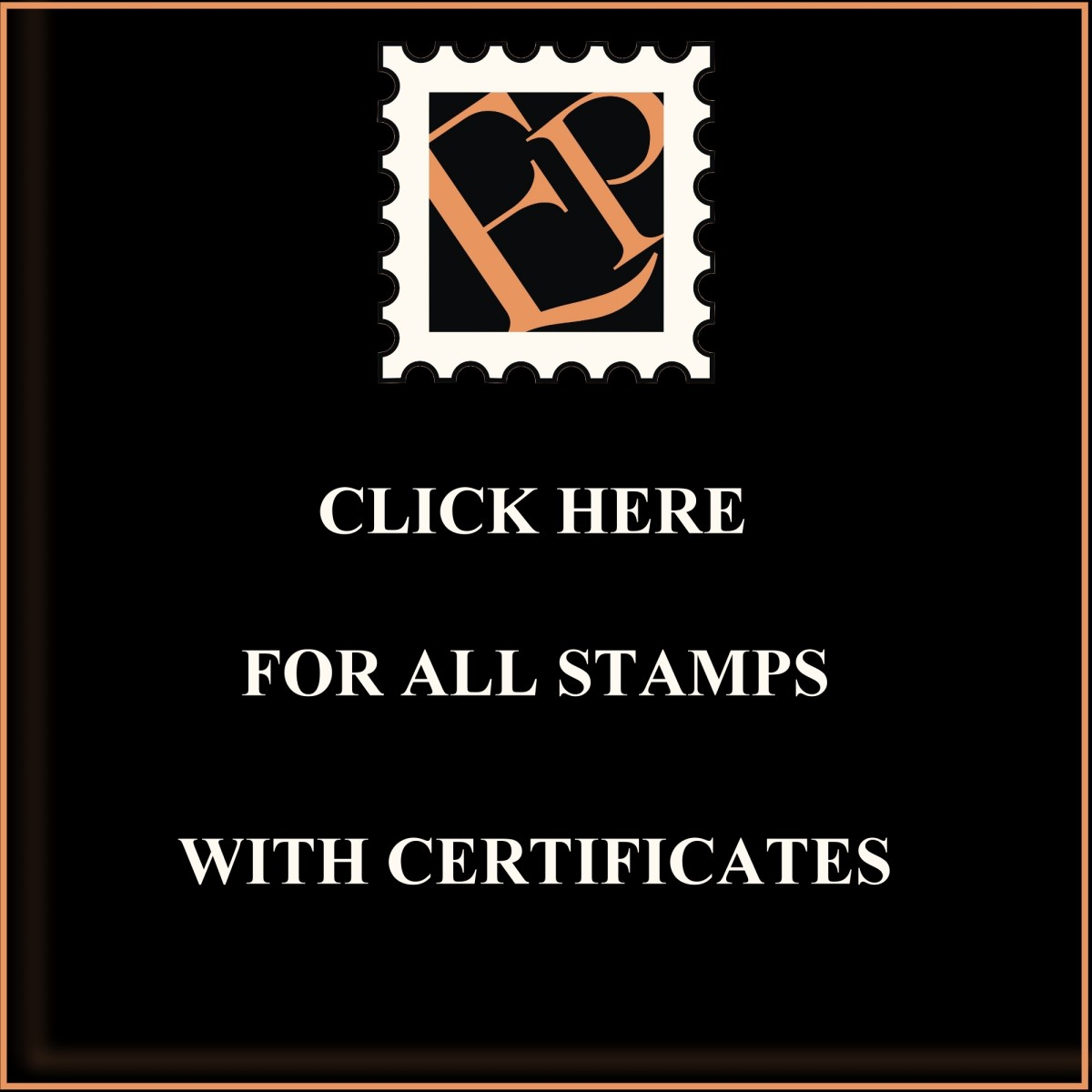 Stamps with Certificates