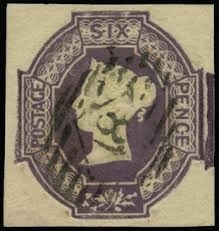 Example of Embossed Stamp