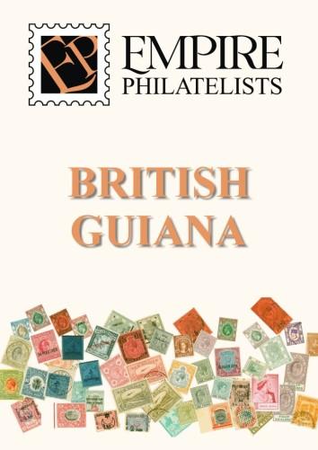 British Guiana Stamp Catalog