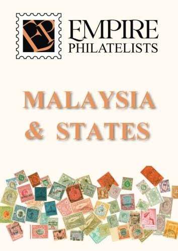 Malaysia & States Stamp Catalog