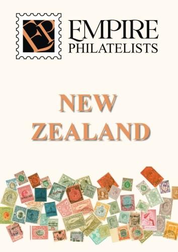 New Zealand Stamp Catalog