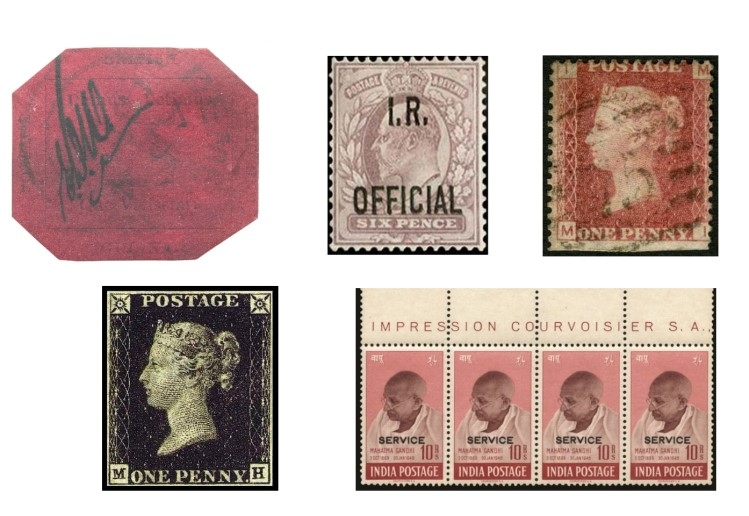 Rarest stamps of the Commonwealth