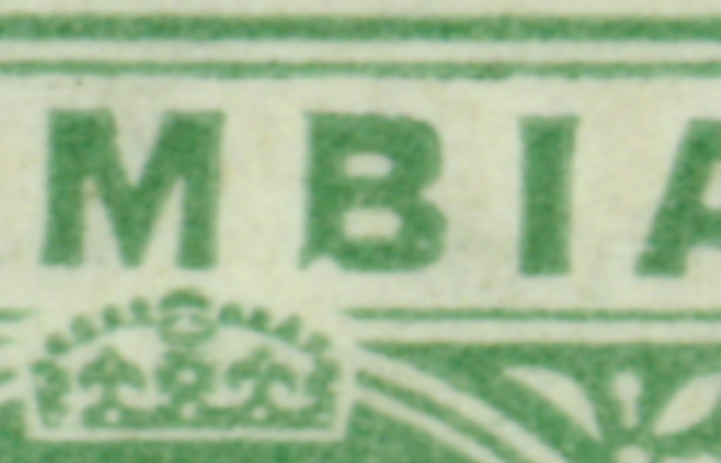 Gambia error deformed B