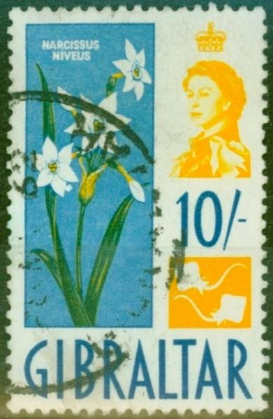 Gibraltar stamp error