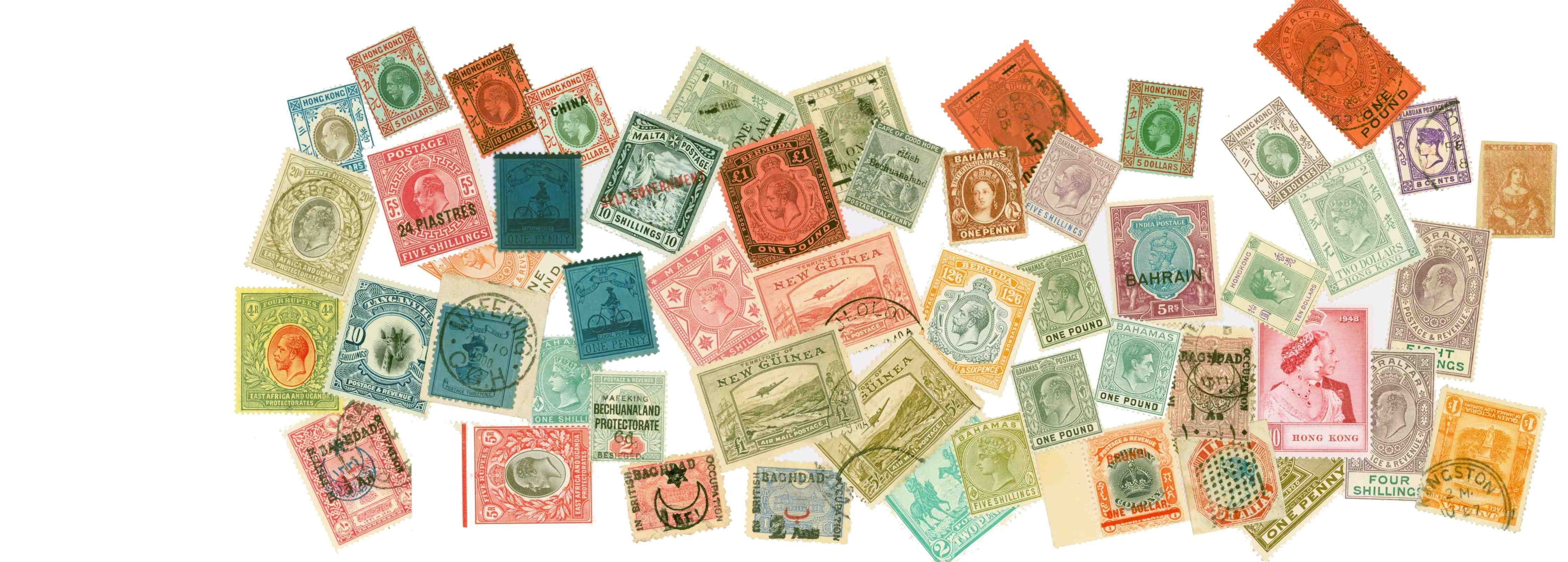 Empire Philatelists Philately will get you everywhere