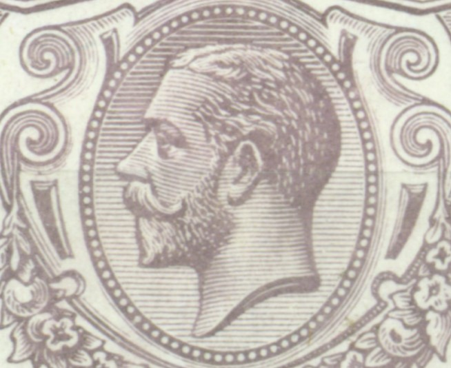 KING GEORGE V STAMPS