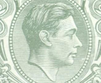 King George VI Stamps