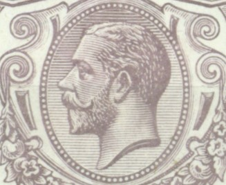 King George V Collectible Stamps