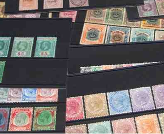 New stamp listings