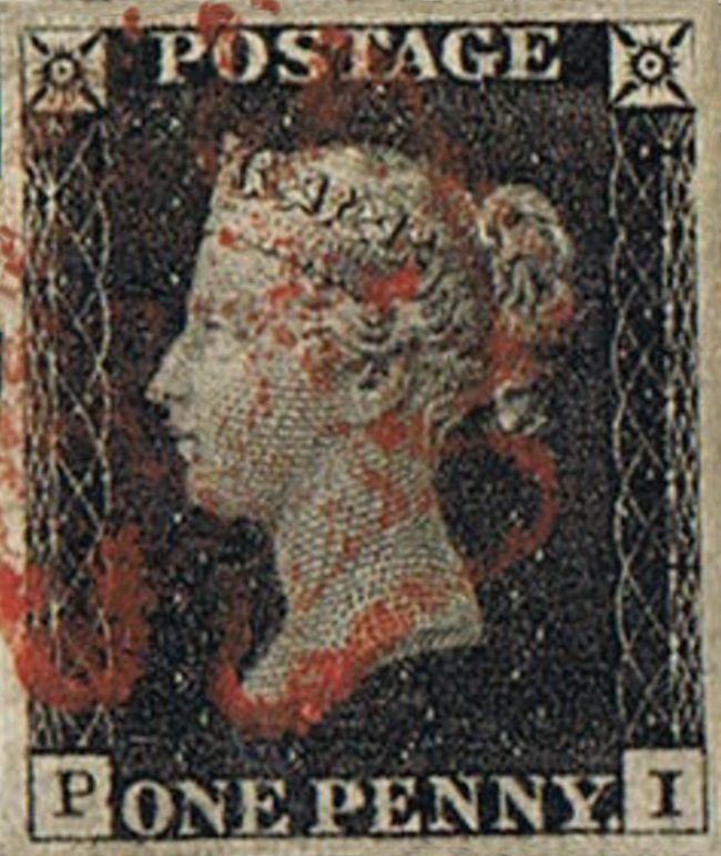 Image of Penny Black