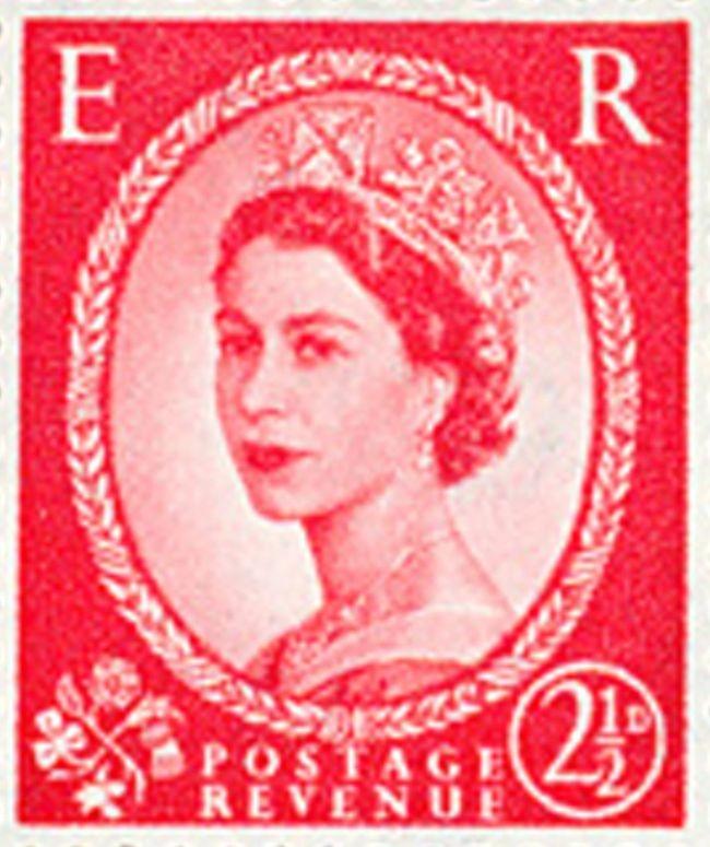 Queen Elizabeth Wildings Stamps